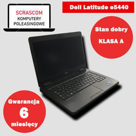 Laptop Dell Latitude e5440 i5 8GB 240GB SSD Intel HD Windows 10