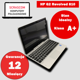 Laptop HP G2 Revolve i5 8GB 240GB SSD IntelHD Windows 10