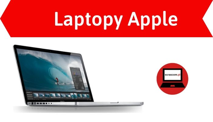 Laptopy Apple