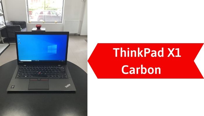Ultrabook ThinkPad X1 Carbon