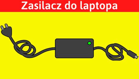 Ładowarka do laptopa