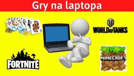 Gra na laptopa