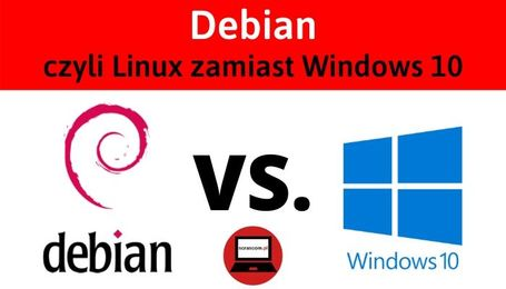 Linux jako alternatywa dla Windows 10