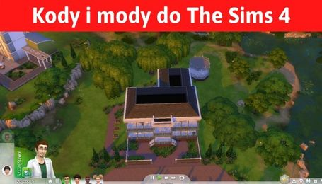 Mody i kody do The Sims 4