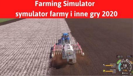 Symulator farmy Farming Simulator 2019