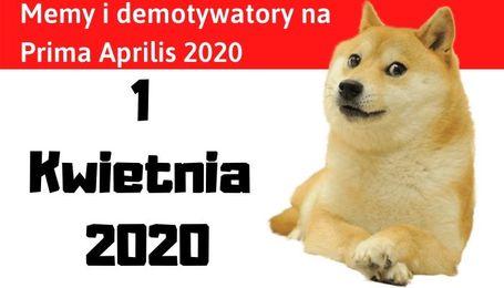 Memy i śmieszne obrazki na Prima Aprilis