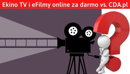 Efilmy online i Ekino TV za darmo
