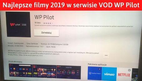 Kino WP Pilot i najlepsze filmy 2019