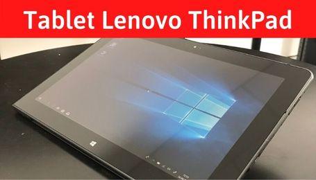 Tablet z Windows Lenovo Thinkpad 10