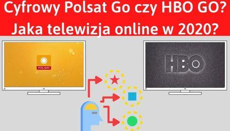 Cyfrowy Polsat Go i HBO GO taniej  jako Telewizja OTT