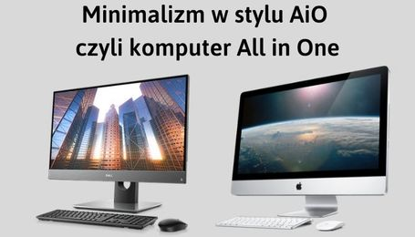 Komputer All-in-One Dell czy Apple iMac