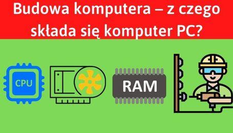 Z czego składa się komputer PC?