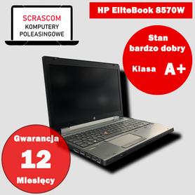 HP EliteBook 8570W i7