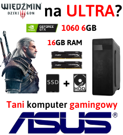 Tani komputer dla gracza